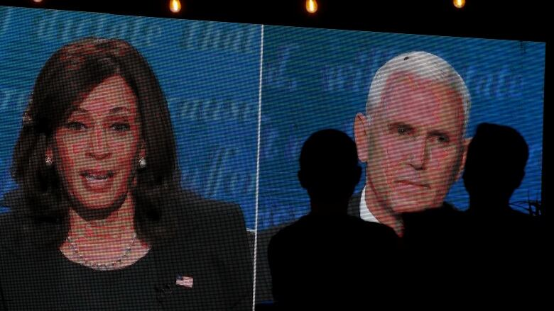 Pence-Harris debate dissected: Assessing the U.S. vice-presidential showdown   CBC News