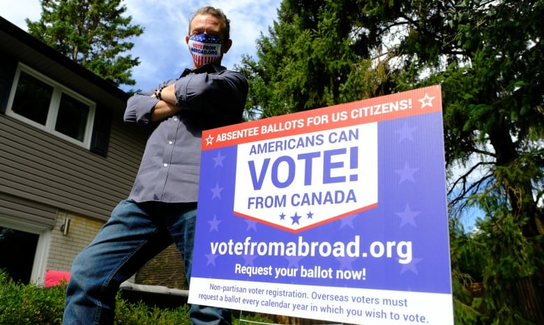 Why Republicans and Democrats are fighting a U.S. presidential election campaign battle in Canada