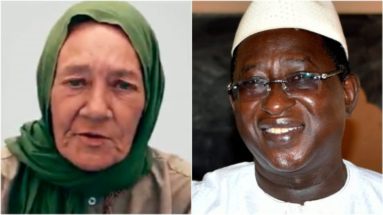 Kidnapped Mali opposition leader and French aid worker freed