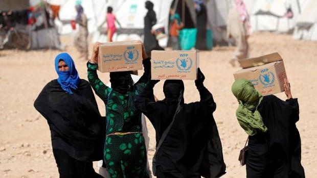 UN's World Food Program wins Nobel Peace Prize | CBC News