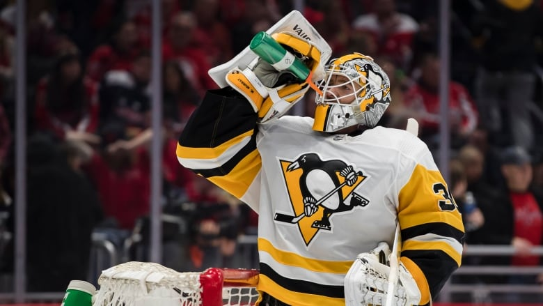 Ottawa Senators sign goaltender Matt Murray to a four-year contract