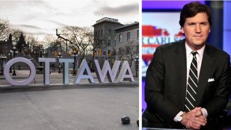 Tucker Carlson Ottawa composite