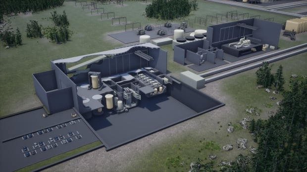 Federal government invests in small nuclear reactors to help it meet n... image