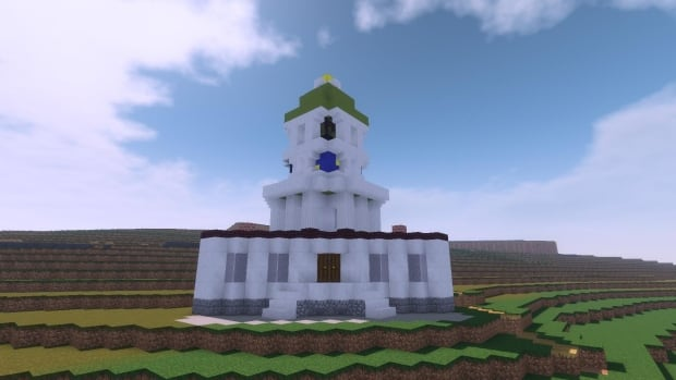 Halifax Teen Working To Build The Earth In Minecraft Cbc News