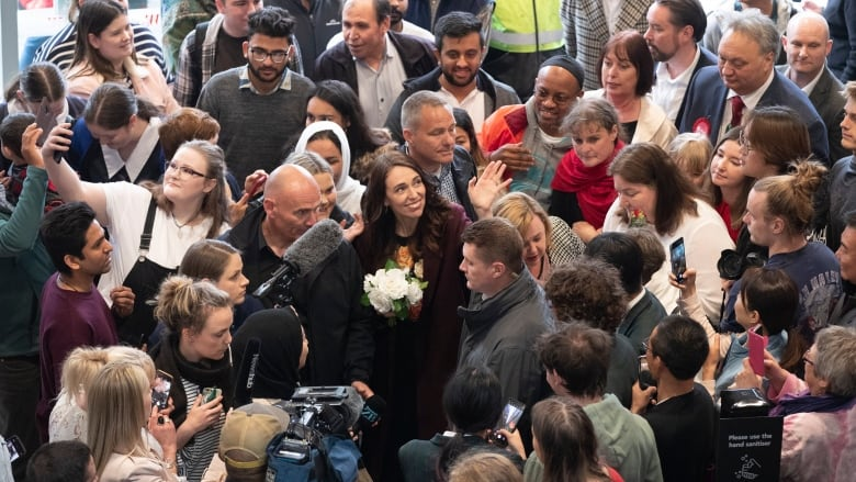New Zealand's Ardern: A tenure beset by crisis