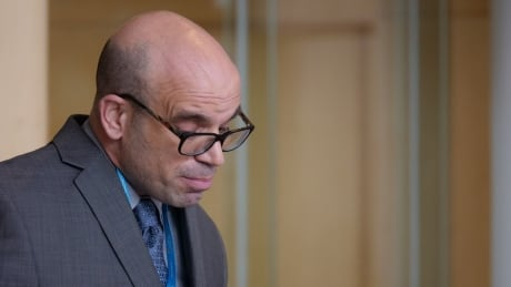 N.W.T. Deputy Chief Public Health Officer Dr. Andy Delli-Pizzi