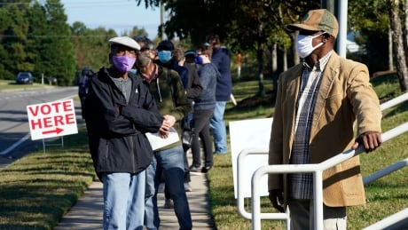 APTOPIX Election 2020 North Carolina Voting