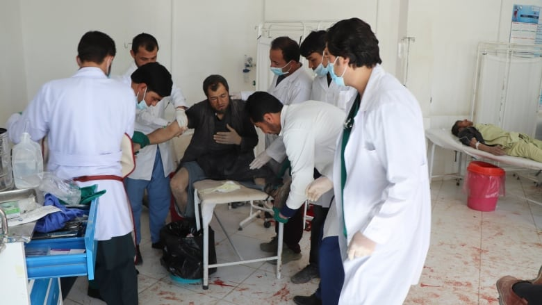 In western Afghanistan:120 wounded, 13 dead in car bombing - Officials/ Tatahfonewsarena