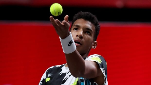 Auger-Aliassime loses bid for 1st ATP Tour title in Cologne final