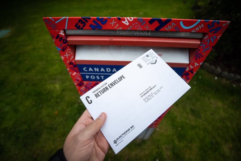 Election day arrives at B.C., as Flooding of Progress and mail-in votes Await to be counted thumbnail
