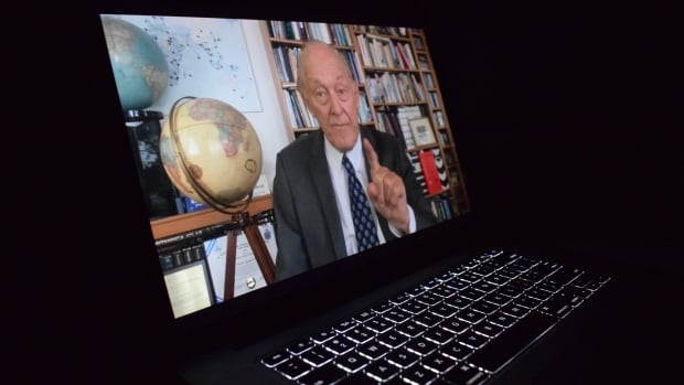 Canadian professor's website helps Russia spread disinformation, says U.S. State Department