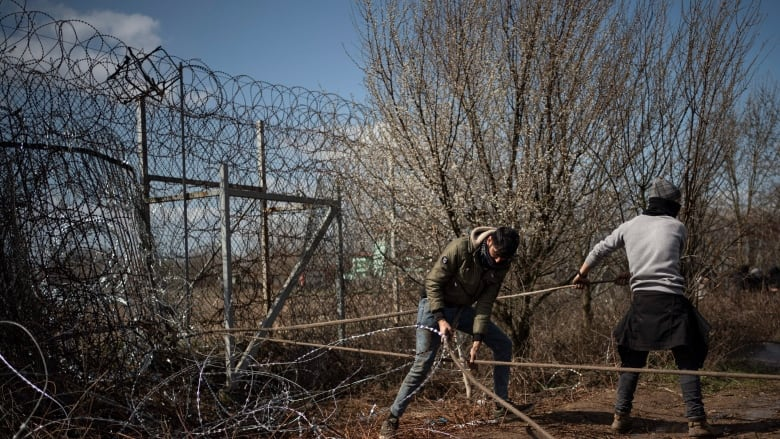 Greece plans to build wall along Turkish border to deter ...
