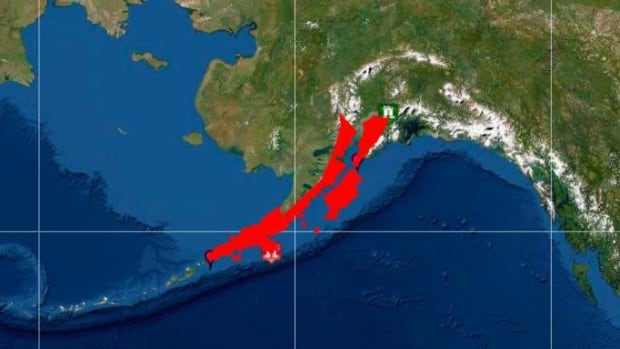 B.C. emergency officials evaluating tsunami risk after big quake off Alaska coast | CBC News