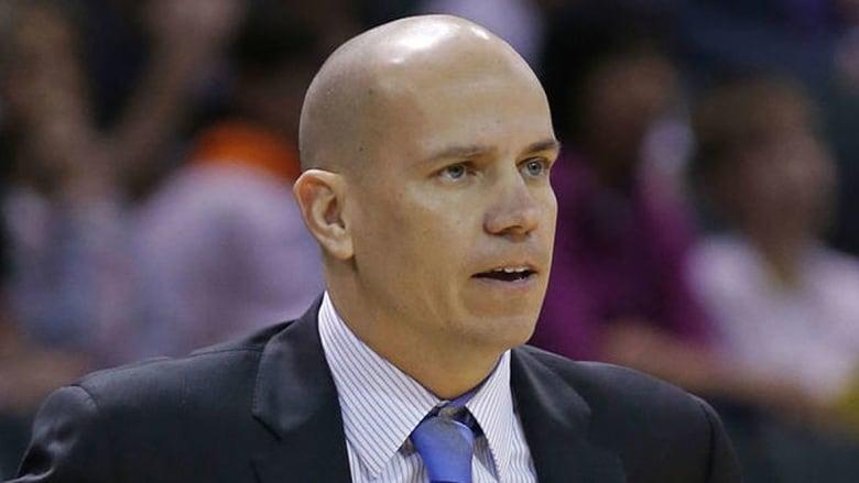 Pacers hire former Raptors assistant Nate Bjorkgren as new head coach