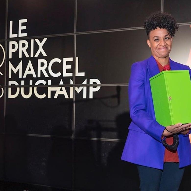 Hamilton-born artist Kapwani Kiwanga wins France's prestigious Prix Marcel Duchamp thumbnail
