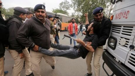 India criticized by UN human rights chief for stifling freedoms