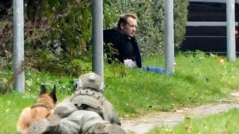 Danish killer who decapitated, dismembered journalist escapes prison, recaptured