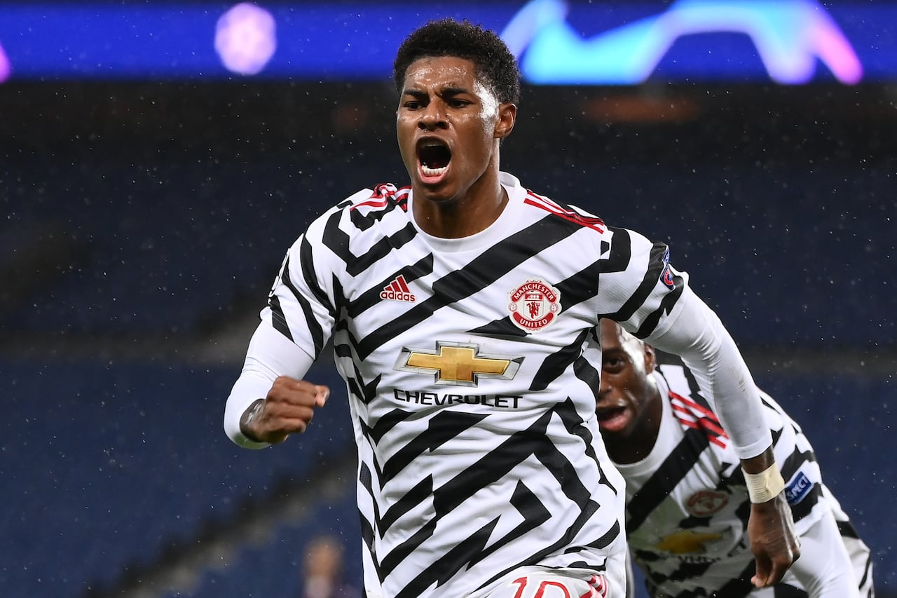 Manchester United Takes Down Psg In Champions League Group Stage Cbc Sports