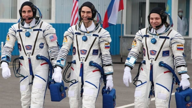 Trio returns to Earth after 6 months aboard International Space Station | CBC News