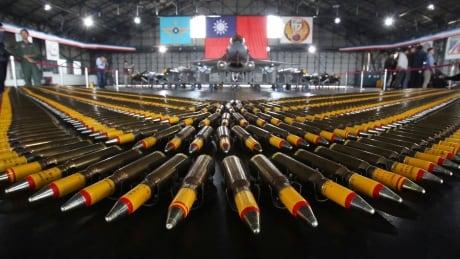 Taiwan Military Drill