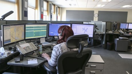 Nova Scotia 911 operator