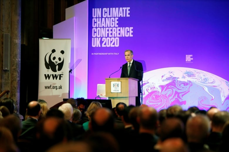 Mark Carney says Clever Currency needs better Instruments to Quantify climate risk thumbnail