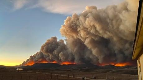 CO Rockies Wildfires
