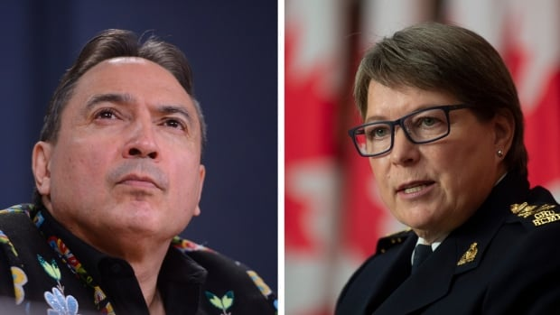 AFN chief calls for resignation of RCMP commissioner over N.S. fishery dispute | CBC News