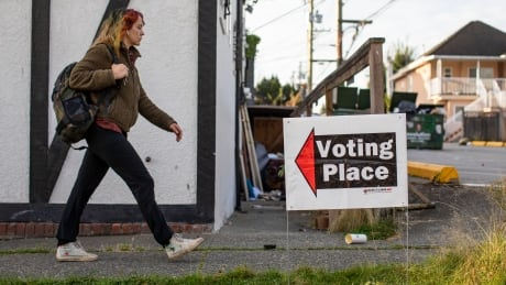 B.C. election polling place