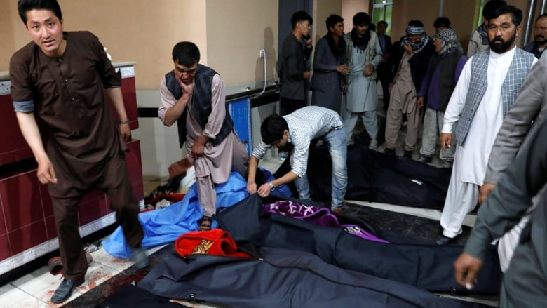 18 killed, 57 wounded in ISIS attack on Afghan education centre