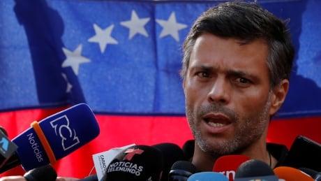 VENEZUELA-LEOPOLDO-LOPEZ