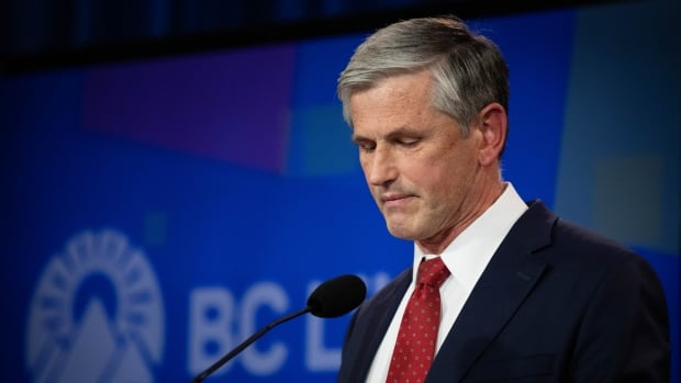 B.C. Liberal Party faces leadership questions after worst night in a generation