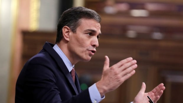 Spain PM works on new state of emergency to curb COVID-19