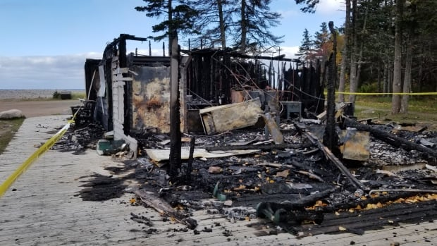 Ingonish Beach facility destroyed in rash of weekend fires