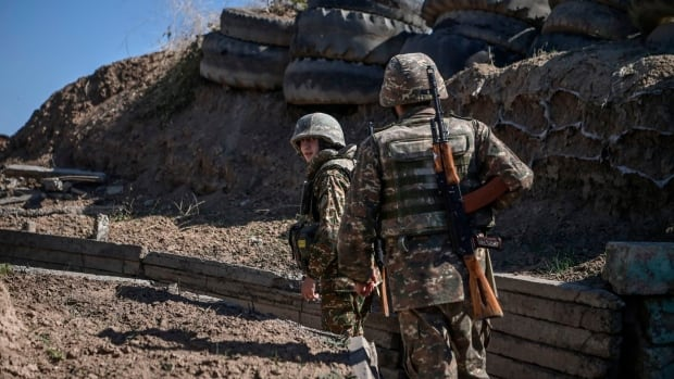 Armenia, Azerbaijan agree to new Nagorno-Karabakh ceasefire