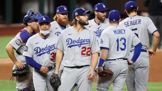 Kershaw shines against Rays to steady shaken Dodgers toward World Series glory