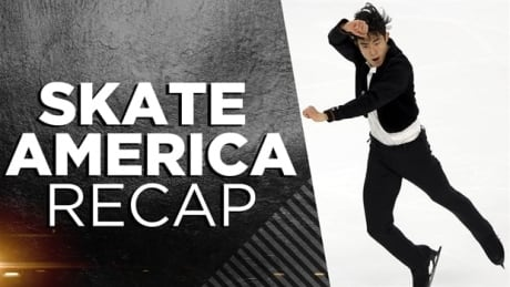 Nathan Chen still undefeated,  a Canadian medals at Skate America