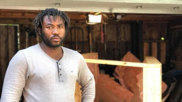 Meet the Toronto carpenter building insulated, mobile shelters for homeless people this winter | CBC News