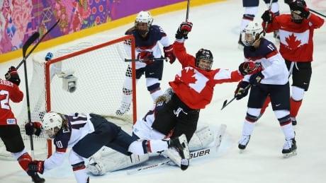 CBC Sports Late Night: Olympic Games Replay - Sochi 2014 Women's Hockey