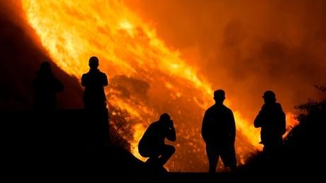 USA-WILDFIRE/CALIFORNIA