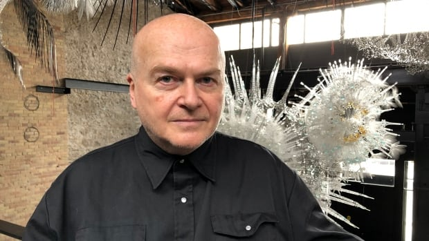 New 'living' sculpture in Cambridge offers vision for sustainable future   CBC News