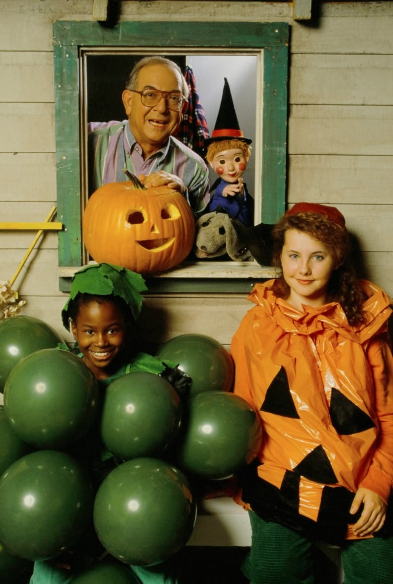 Halloween costumes stored from the metaphorical CBC Archives Cellar thumbnail
