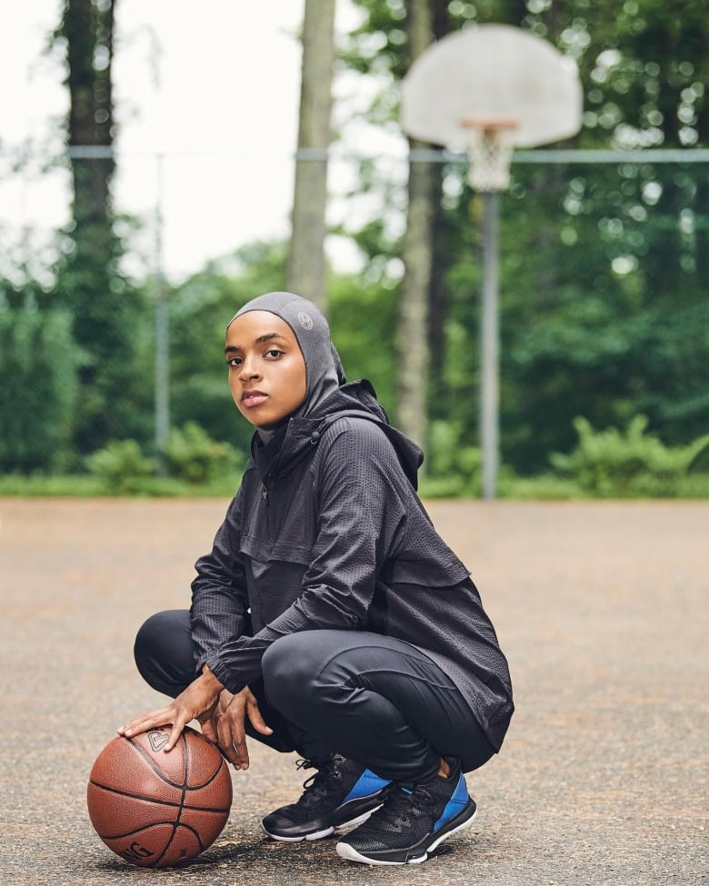 She struggled to give hijabs a location .  Now she is training Muslim women in London, Ont. thumbnail