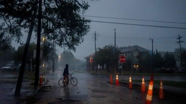 Zeta barrels northeast after battering storm-weary U.S. Gulf Coast   CBC News