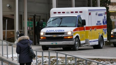 St. Boniface Hospital winnipeg covid-19