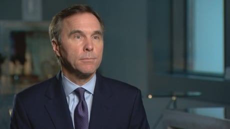 Morneau says he was thinking of leaving for OECD job before WE Charity debacle