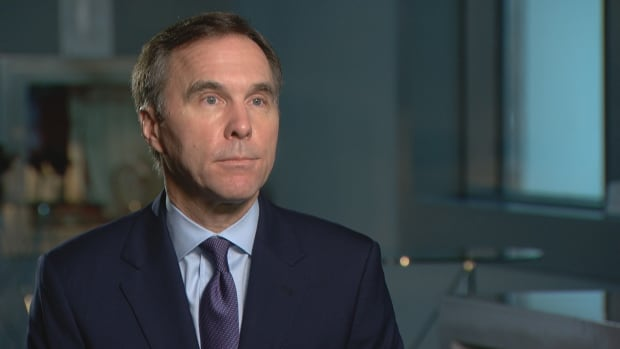 Morneau says he was thinking of leaving for OECD job before WE Charity debacle | CBC News