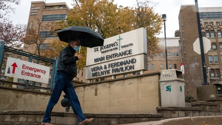 Why Ontario Hospitals Are Full To Bursting Despite Few Covid 19 Patients Cbc News
