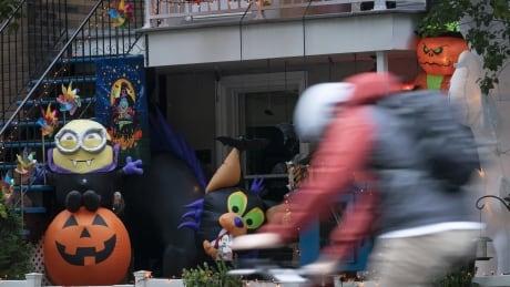 halloween decorations montreal