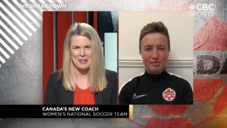 Canada's new coach Bev Priestman has her eyes set on the podium in Tokyo